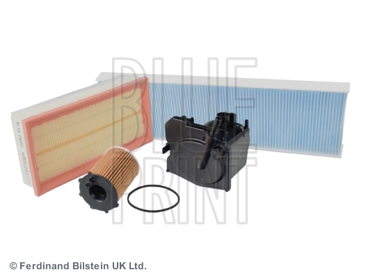Pack entretien (filtres, autres) BLUE PRINT ADB112119 (X1)