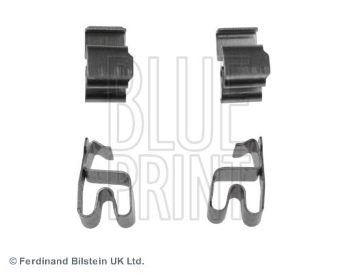 Kit de montage plaquettes de frein BLUE PRINT ADC448600 (X1)