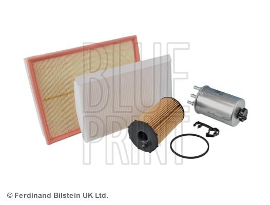 Pack entretien (filtres, autres) BLUE PRINT ADJ132130 (X1)