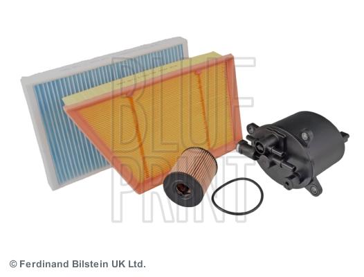 Pack entretien (filtres, autres) BLUE PRINT ADJ132133 (X1)