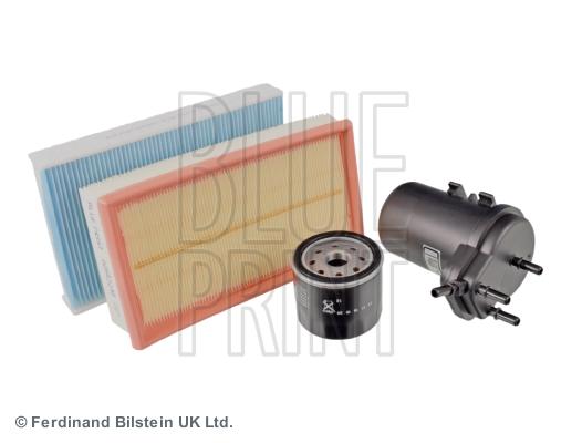 Pack entretien (filtres, autres) BLUE PRINT ADN12135 (X1)