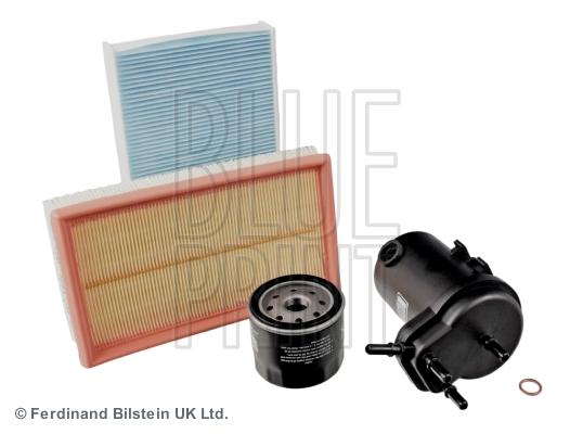 Pack entretien (filtres, autres) BLUE PRINT ADN12136 (X1)