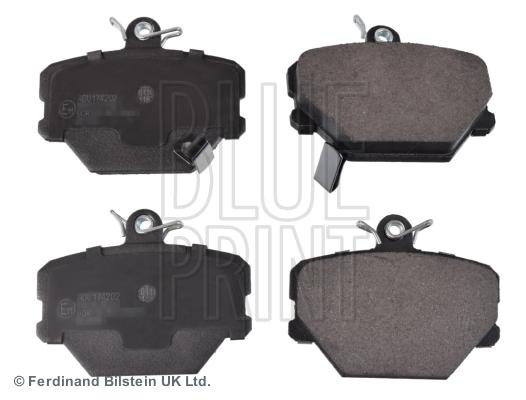 Plaquettes de frein avant BLUE PRINT ADU174202 (X1)
