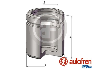 Piston etrier de frein AUTOFREN SEINSA D025604 (X1)