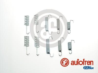 Kit d'accessoires mâchoires de frein de stationnement AUTOFREN SEINSA D31001A (X1)