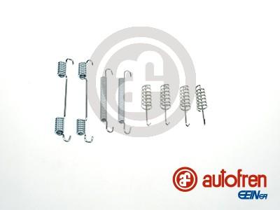 Kit d'accessoires mâchoires de frein de stationnement AUTOFREN SEINSA D3900A (X1)