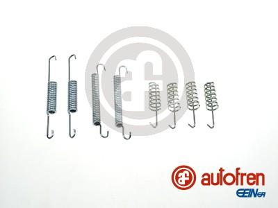 Kit d'accessoires mâchoires de frein de stationnement AUTOFREN SEINSA D3904A (X1)