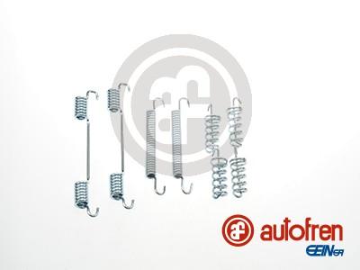 Kit d'accessoires mâchoires de frein de stationnement AUTOFREN SEINSA D3905A (X1)