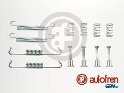 Kit d'accessoires mâchoires de frein de stationnement AUTOFREN SEINSA D3956A (X1)