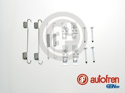 Kit d'accessoires mâchoires de frein de stationnement AUTOFREN SEINSA D3973A (X1)