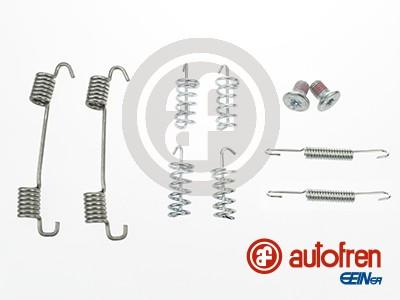 Kit d'accessoires mâchoires de frein de stationnement AUTOFREN SEINSA D3993A (X1)