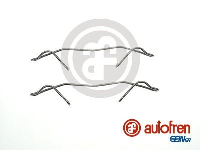Kit de montage plaquettes de frein AUTOFREN SEINSA D42341A (X1)