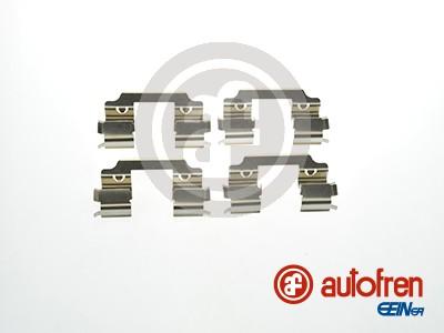 Kit de montage plaquettes de frein AUTOFREN SEINSA D42478A (X1)