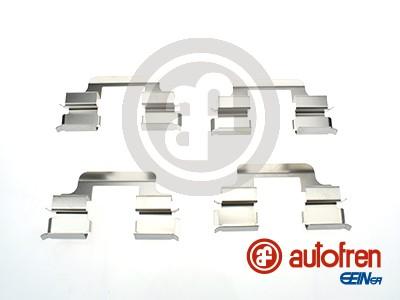 Kit de montage plaquettes de frein AUTOFREN SEINSA D42548A (X1)