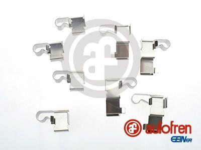 Kit de montage plaquettes de frein AUTOFREN SEINSA D42683A (X1)