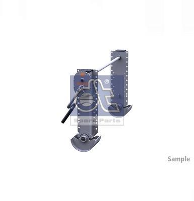 Dispositif de fixation d'attelage DT Spare Parts 10.98928 (X1)