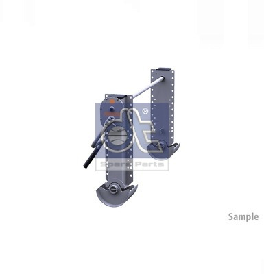 Dispositif de fixation d'attelage DT Spare Parts 10.98931 (X1)