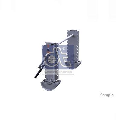 Dispositif de fixation d'attelage DT Spare Parts 10.98934 (X1)