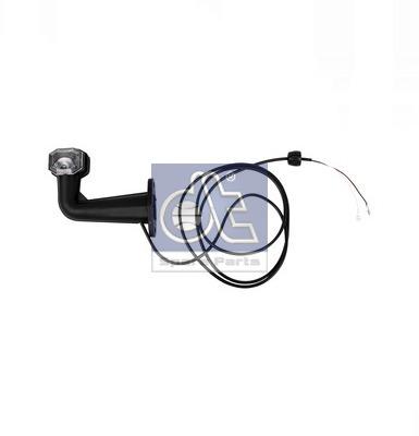 Reflecteur feu de position DT Spare Parts 10.99454 (X1)