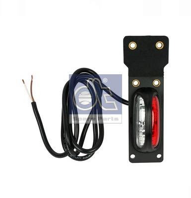 Reflecteur feu de position DT Spare Parts 10.99511 (X1)