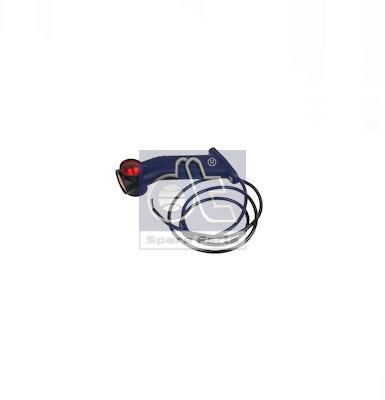 Reflecteur feu de position DT Spare Parts 10.99590 (X1)