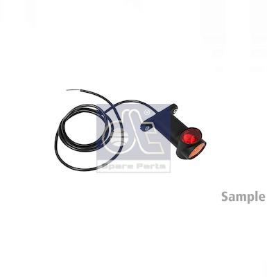 Reflecteur feu de position DT Spare Parts 10.99598 (X1)