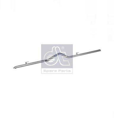 Couvercle de protecti°, palier central d'arbre de transmiss° DT Spare Parts 7.38175 (X1)