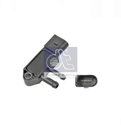 Capteur, pression des gaz échappement DT Spare Parts 11.80625 (X1)