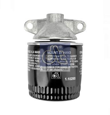 Boitier de filtre a huile DT Spare Parts 1.10336 (X1)