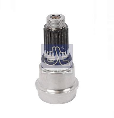 Raccord à souder, d'arbre de transmission DT Spare Parts 1.15259 (X1)
