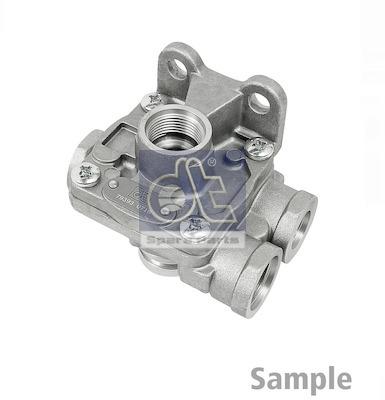 Valve-relais DT Spare Parts 1.18961 (X1)