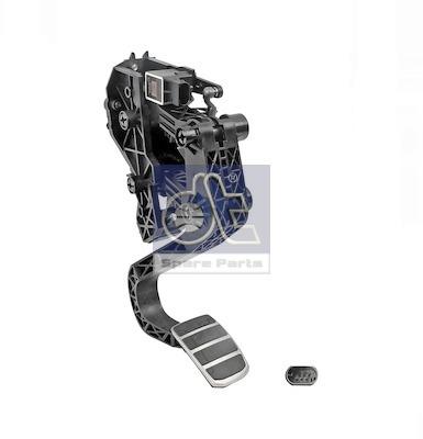Pedale d'accelerateur DT Spare Parts 1.20147 (X1)