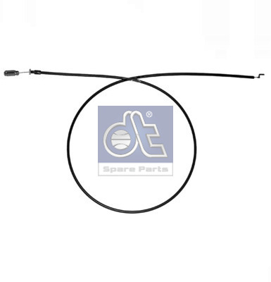 Cable d'ouverture capot DT Spare Parts 1.22851 (X1)