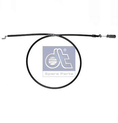 Cable d'ouverture capot DT Spare Parts 1.22852 (X1)