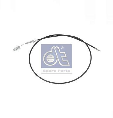 Cable d'ouverture capot DT Spare Parts 1.22853 (X1)