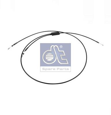 Cable d'ouverture capot DT Spare Parts 1.22875 (X1)