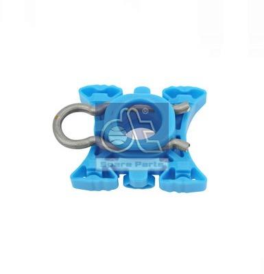Clip de fixation, montage de vitres DT Spare Parts 1.22915 (X1)
