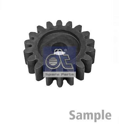 Poulie de pompe de direction DT Spare Parts 2.15466 (X1)
