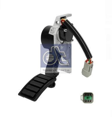 Pedale d'accelerateur DT Spare Parts 2.16140 (X1)