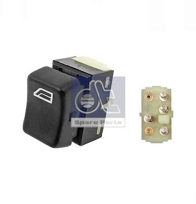 Interrupteur, leve-vitre DT Spare Parts 2.25308 (X1)