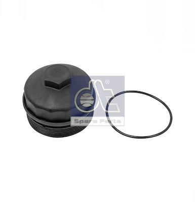 Boitier de filtre a huile DT Spare Parts 3.14153 (X1)