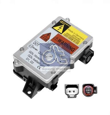Ballast xenon DT Spare Parts 3.31180 (X1)