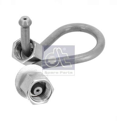 Tube d'injecteur diesel DT Spare Parts 4.11045 (X1)