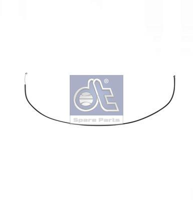 Cable d'ouverture capot DT Spare Parts 4.61019 (X1)