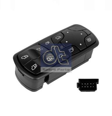 Interrupteur, leve-vitre DT Spare Parts 4.63416 (X1)