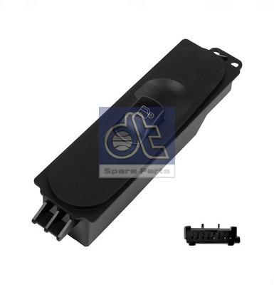 Interrupteur, leve-vitre DT Spare Parts 4.66904 (X1)
