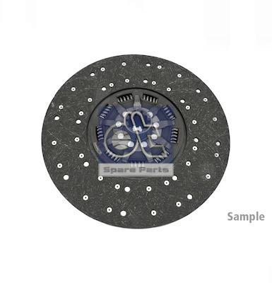 Disque d'embrayage DT Spare Parts 4.68200 (X1)