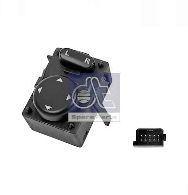 Commande, ajustage du miroir DT Spare Parts 4.68443 (X1)