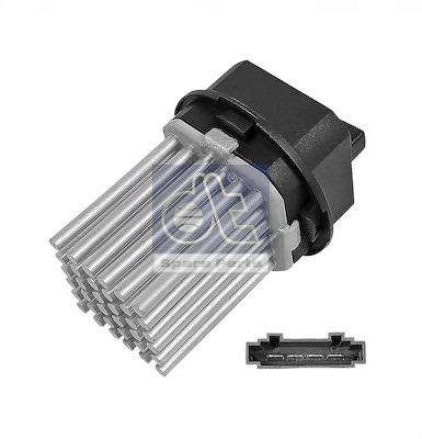 Resistance moteur de ventilateur de chauffage DT Spare Parts 4.68824 (X1)