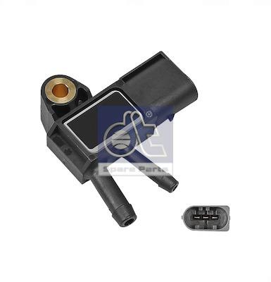 Capteur, pression des gaz échappement DT Spare Parts 4.69091 (X1)